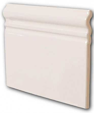 Плинтус EVOLUTION INMETRO Skirting Cream Brillo 15x15 от Equipe Ceramicas (Испания)