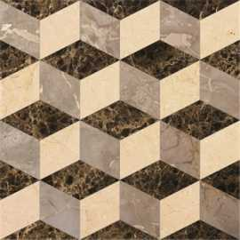 Мрамор PJG-SWPZ010 10 Modern Magic Tile 60x60x1.2 от Marmocer (Китай)