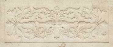 Настенный декор PJF-DH003-BJHG Carving Super Ivory Country 75x32.5 от Marmocer (Китай)